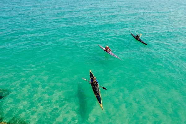 37646aa4062a Kayaking In MacArthur State Beach Park